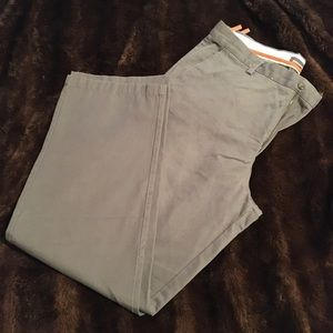 Dockers Army Green Slacks 36x32